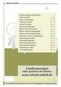 Familienanzeigenkatalog zum Download - Wittich Verlage KG - Page 2