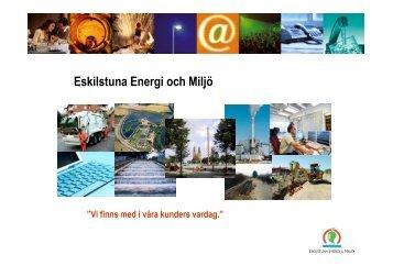 10-Eskilstuna (M Jakobsson).pdf - Svenska EnergiAskor AB