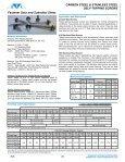 304 Stainless Steel Self Tapper - Triangle Fastener - Page 2