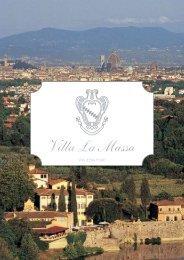 Press kit Villa La Massa