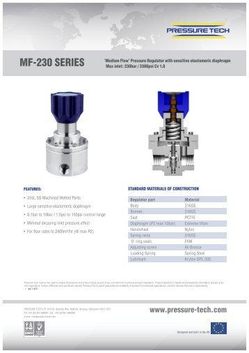 MF-230 SERIES