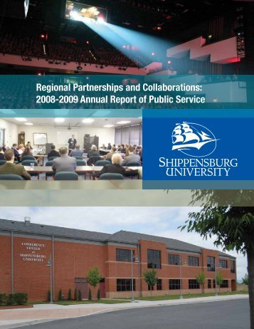 2008-2009 Annual Report - Shippensburg University