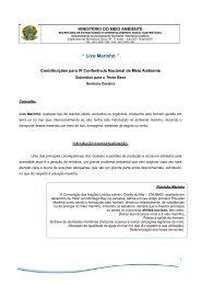 """"""" Lixo Marinho """" - Secretaria do Meio Ambiente e Recursos Hídricos"""
