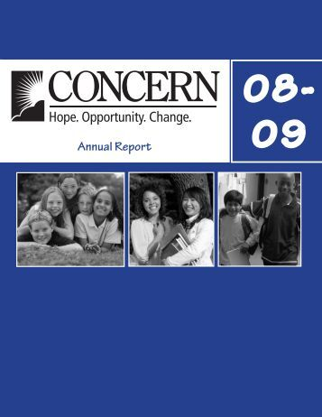 Annual Report - Concern