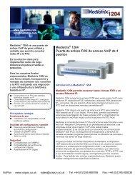 Mediatrix 1204 Product Brochure _sp