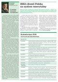 ZUS dla Ciebie nr 4/2010 [PDF 133KB] - Główna Strona ZUS - Page 2