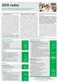 ZUS dla Ciebie nr 4/2010 [PDF 133KB] - Główna Strona ZUS - Page 4