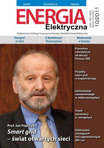 numer 10/2011 - E-elektryczna.pl