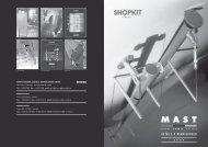 Mast System - Shopkit Designs
