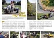 my Trike - TRIKE Magazin