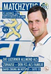 Ausgabe 6 - FC Luzern