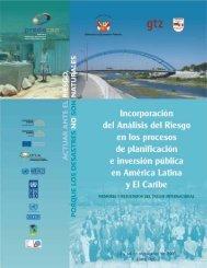 Taller Internacional - 5 junio.p65 - Riesgo y Cambio Climático