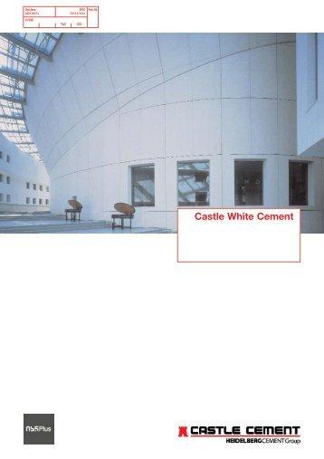 Castle White Cement - HeidelbergCement