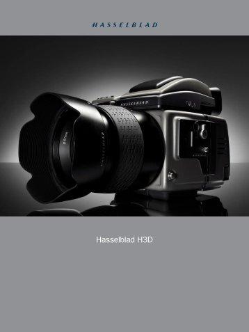 Hasselblad H3D