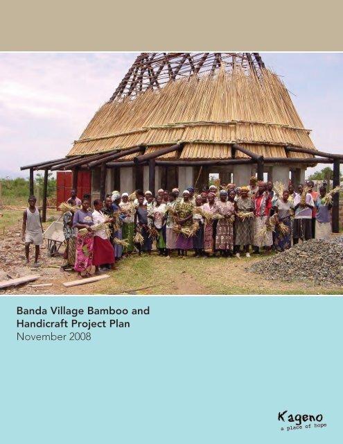 Banda Village Bamboo And Handicraft Project Plan Globalgiving