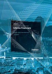 Informe Financiero.indb - Atlas de Telefónica - Telefonica