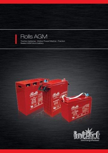 Rolls AGM