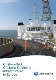 Offshore Electricity Infrastructure in Europe - European Wind Energy ...