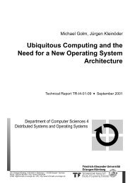 Ubiquitous Computing and the Need for a New Operating System ...