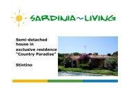 Stintino - Sardinia Living