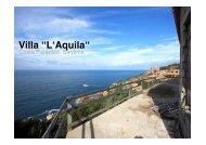 "Villa ""LAquila"" - Sardinia Living"