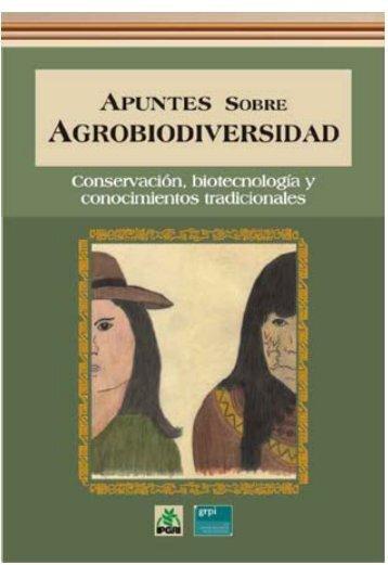 Apuntes de agrobiodiversidad - BlogCdam