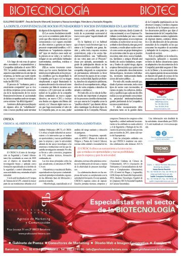 suplemento - Professional Letters