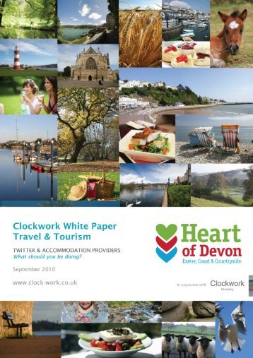 Click here to download the guide to Twitter for ... - Heart of Devon