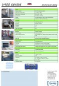 V400 series IP video server - Convision - Page 2