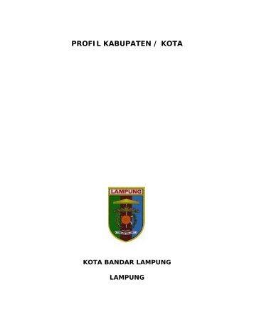 Kota Bandar Lampung - Ditjen Cipta Karya