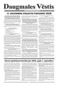 Nr. 1 2009. gada janvāris - Ķekavas pagasts - Page 5