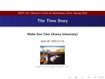 to get the file - Korea University