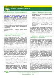Edição nº 7 - Dezembro de 2010 a Março de 2011 - Portal da ...