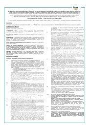 Seguro de asistencia - Caja España-Duero