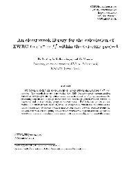 CERN-TH/2001-308 JINR E2-2000-292 hep-ph ... - SANC - JINR