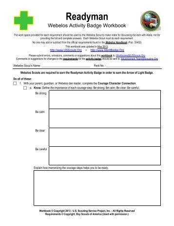 space exploration merit badge worksheet