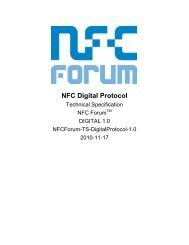 NFC Digital Protocol - CWI