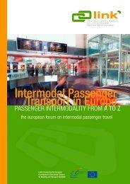 Intermodal Passenger Transport in Europe - Mobiel 21