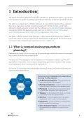 Comprehensive Preparedness Planning - Page 7