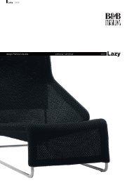 design Patricia Urquiola poltrona / armchair 2003 Lazy ... - Dammacco