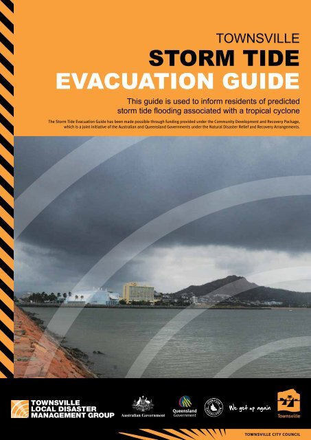 STORM TIDE EVACUATION GUIDE - Townsville City Council