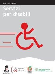 Servizi per disabili - Comune di Reggio Emilia