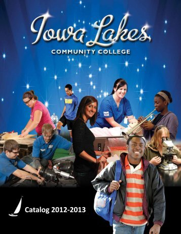 Catalog 2012-2013 - Iowa Lakes Community College