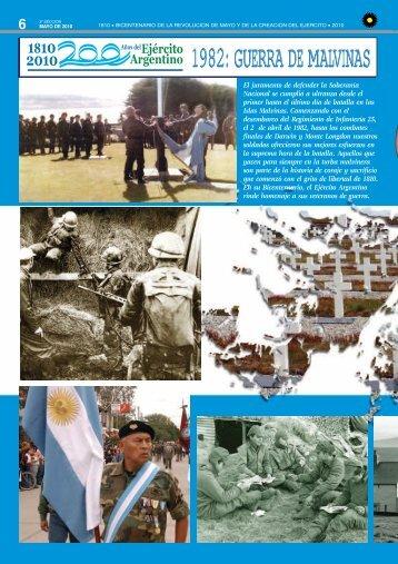 Argentino 1982: GUERRA DE MALVINAS - Soldados Digital