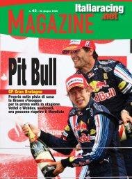 GP Gran Bretagna - Italiaracing