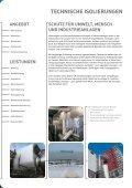 Broschüre Technische Isolierungen - Page 3