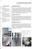 Broschüre Technische Isolierungen - Page 5