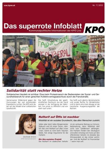 Info07 - KPÖ Oberösterreich