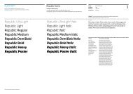 See full character set in type specimen:Republic_Playtype.pdf