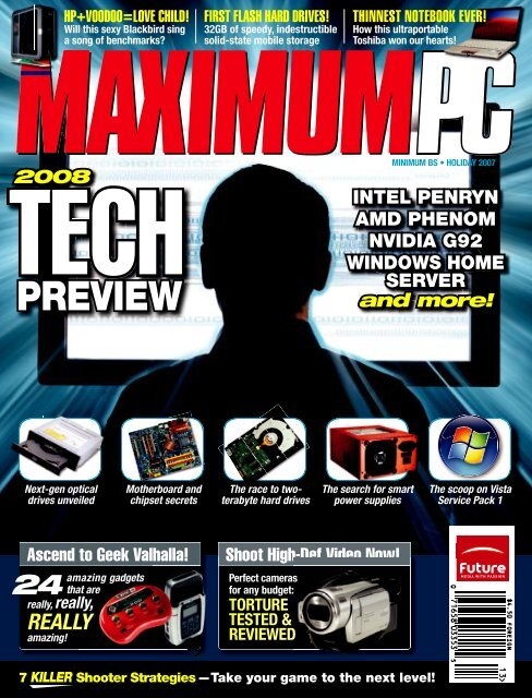Cover Holiday Indd Maximum Pc
